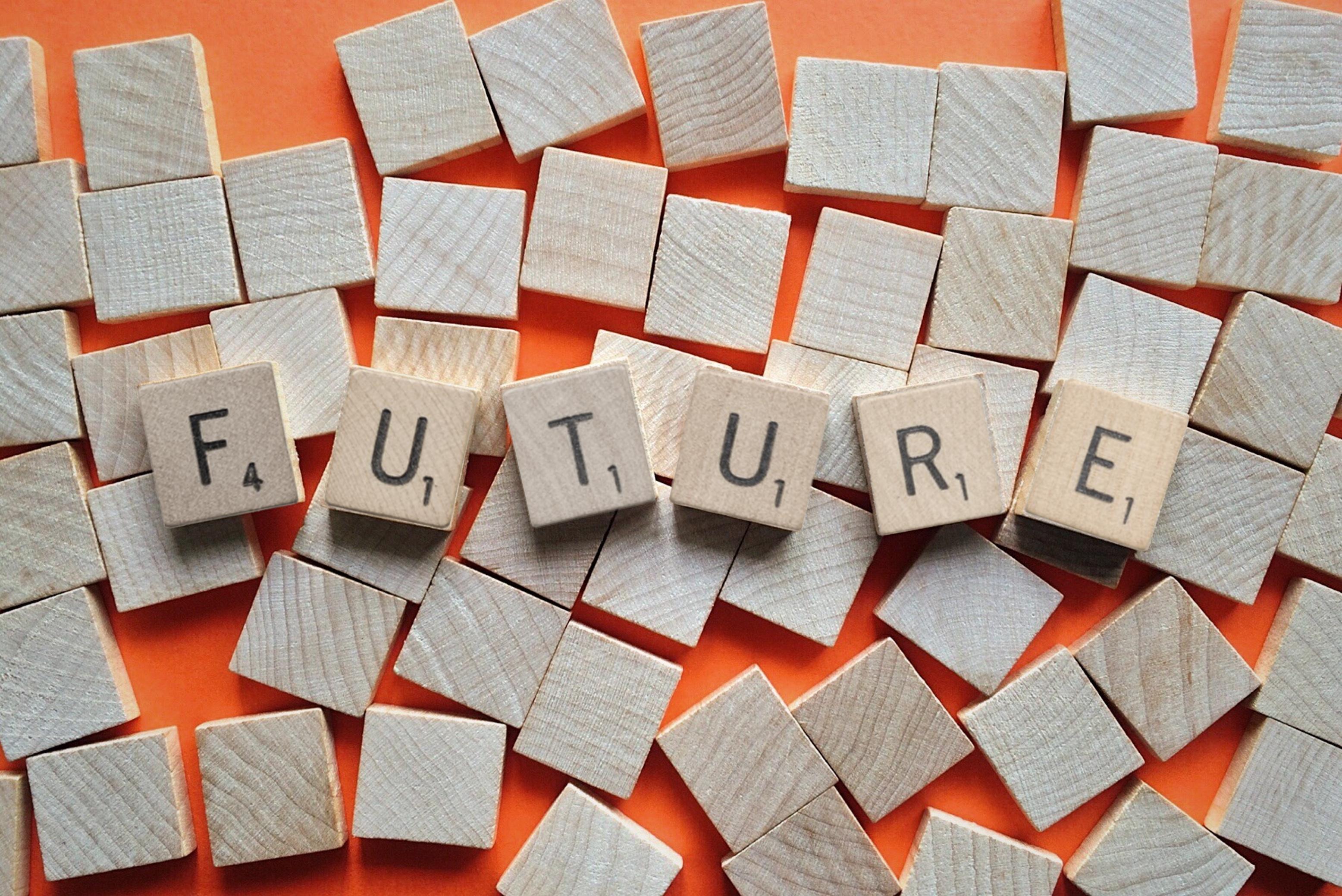 De toekomst is fantastisch…